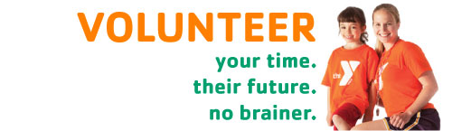 Volunteer your time, their future, no-brainer